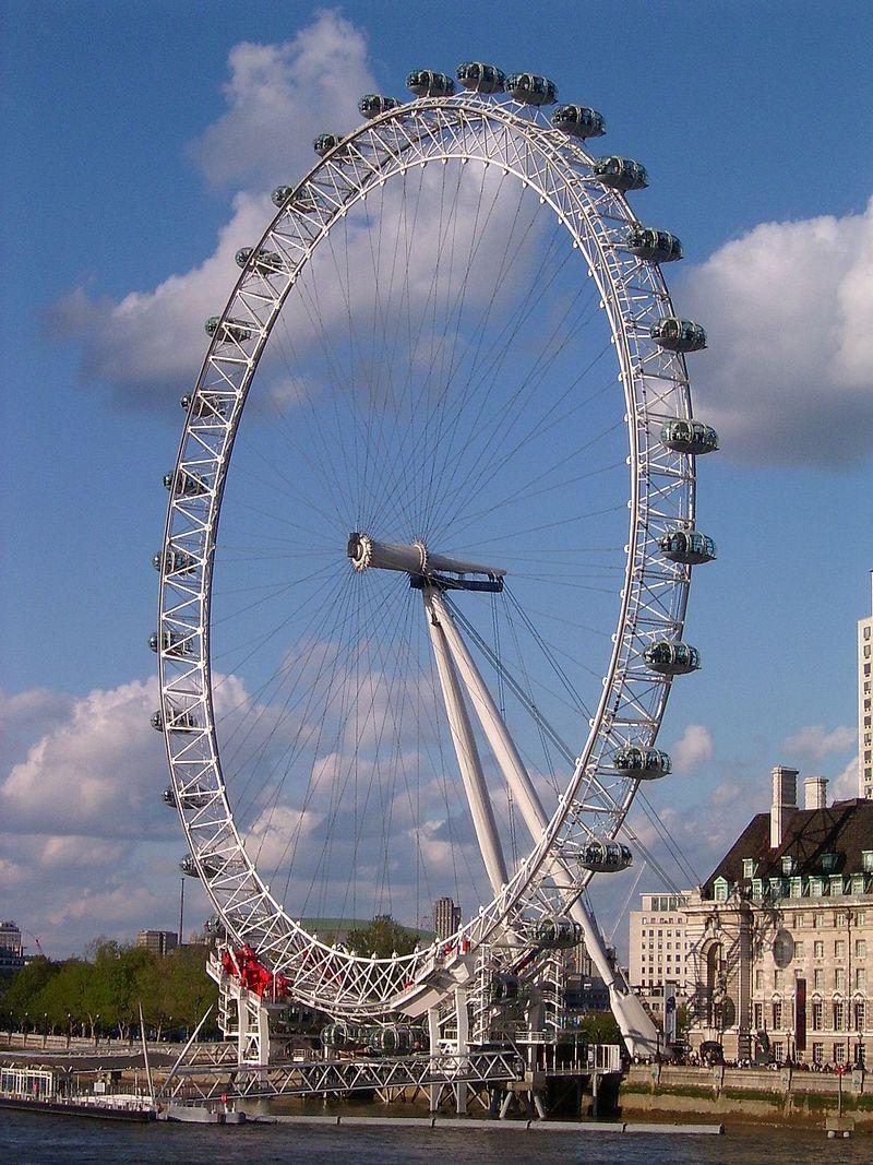 Londo Eye w Londynie